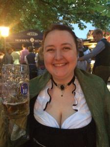 Ja, ein Bier geht immer. Egal um welche Uhrzeit ;)!