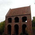 Der Glockenturm von Hinte