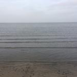 Am Strand von Neuharlingersiel